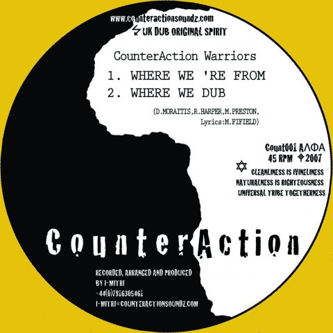 Count001 - Counteraction Warriors